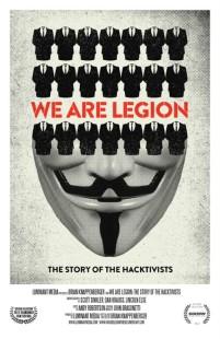Anonymous. Historia haktywizmu - grafika