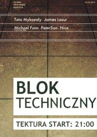 blok techniczny