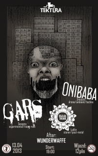 Gars - Onibaba - Black Sunflowers - Tektura