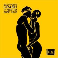 Crash Niebezpieczne pożądanie plakat