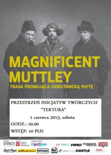 Magnificent Muttley - plakat - TEKTURA